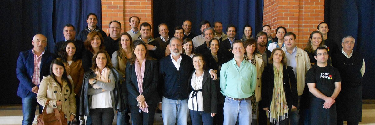 Concurso Nacional Azeites de Portugal - 2013 - Panel